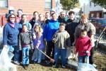 Planting Day 11-2-02  NOAH